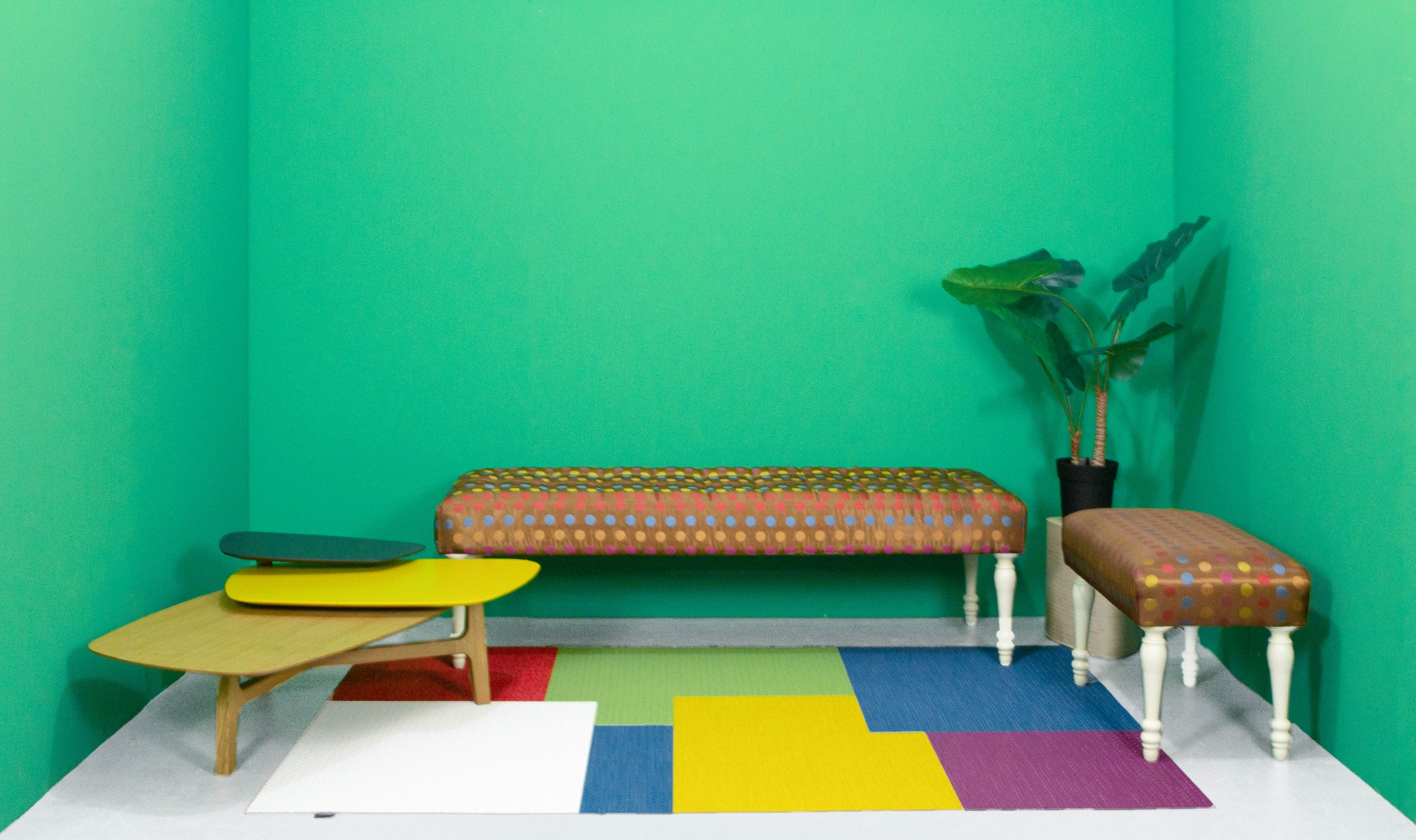 alfombra vinilo para una decoración muy veraniega